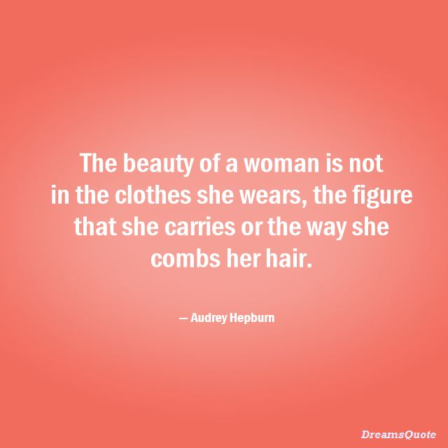 quotes on beauty and smile being beautiful quotes