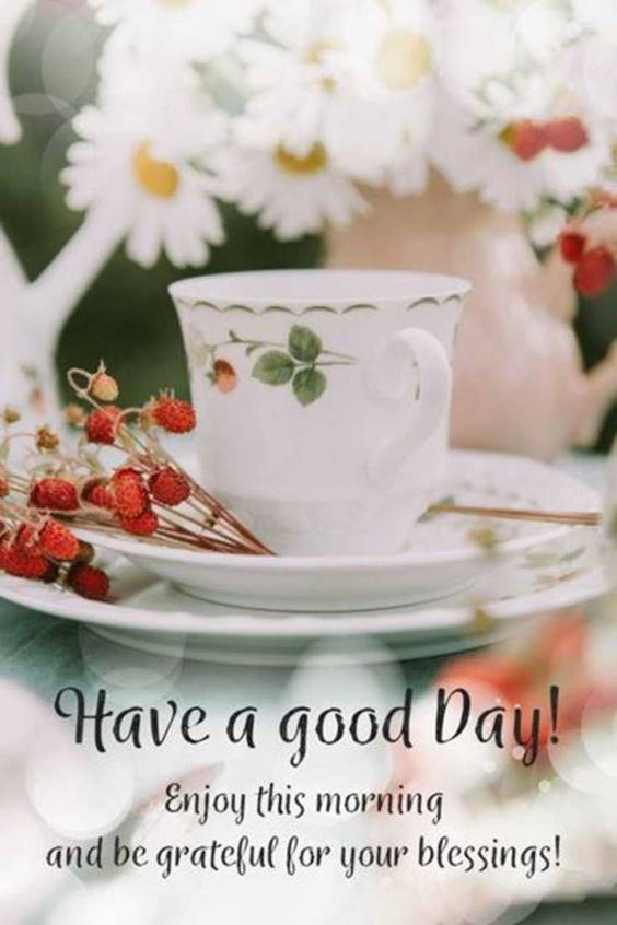 Good morning quotes with images and good morning messages 6