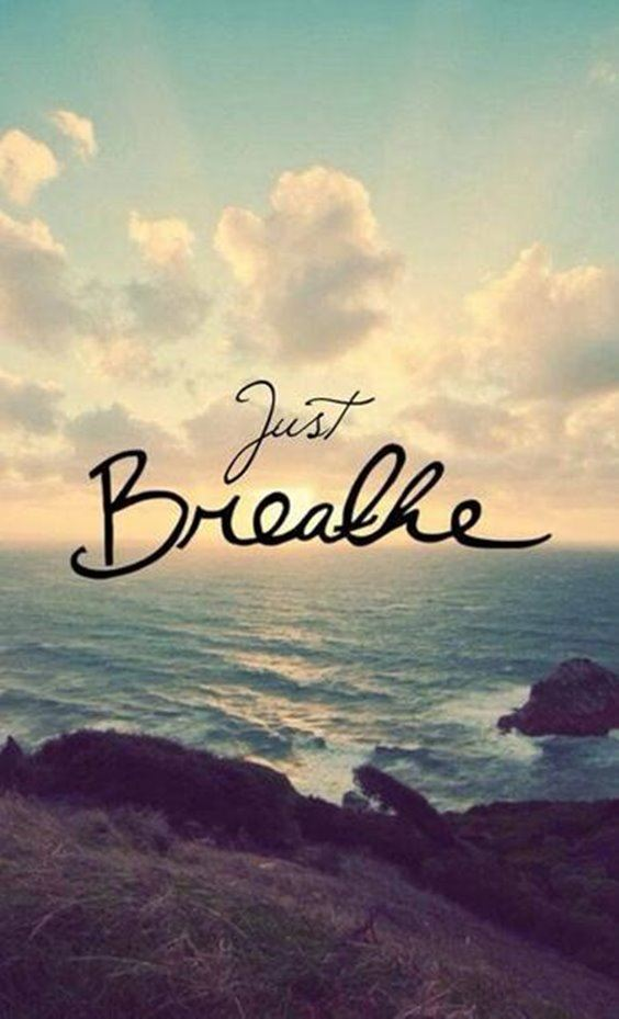 inspirational quotes breath quotes about life