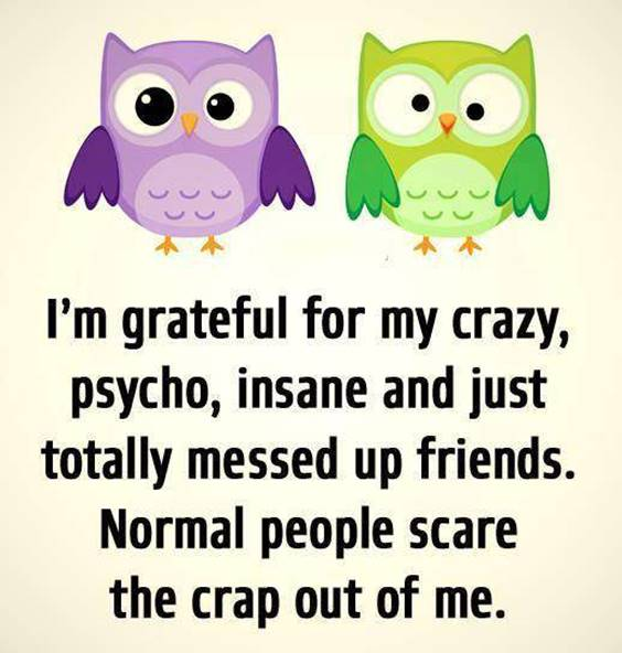 40 Crazy funny bff pics friends with same mental disorder quotes