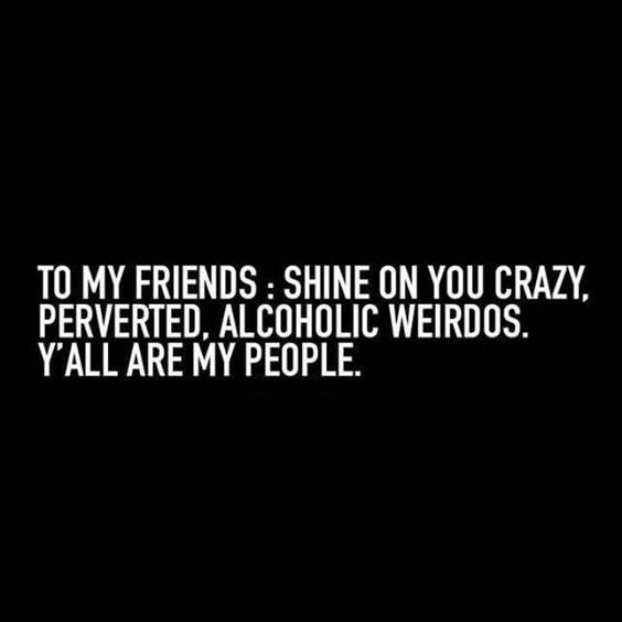 40 Crazy Funny friendship captions for instagram funny old friends quotes