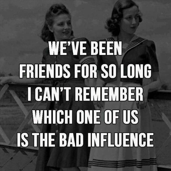 40 Crazy Funny Friendship Quotes for Best Friends 32