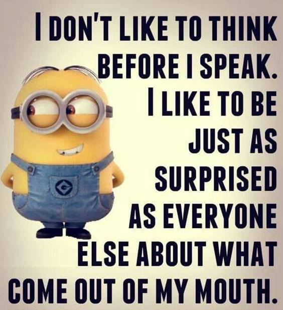 42 Funny Jokes Minions Quotes With minions quotes and sayings