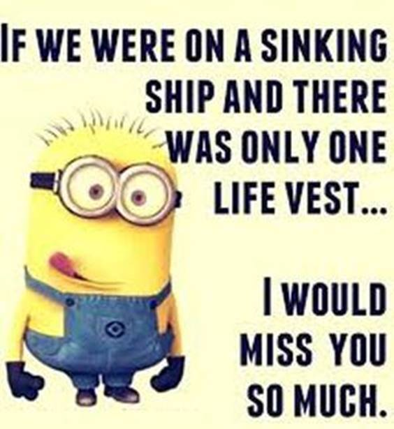 42 Funny Jokes Minions Quotes With minion quotes about life