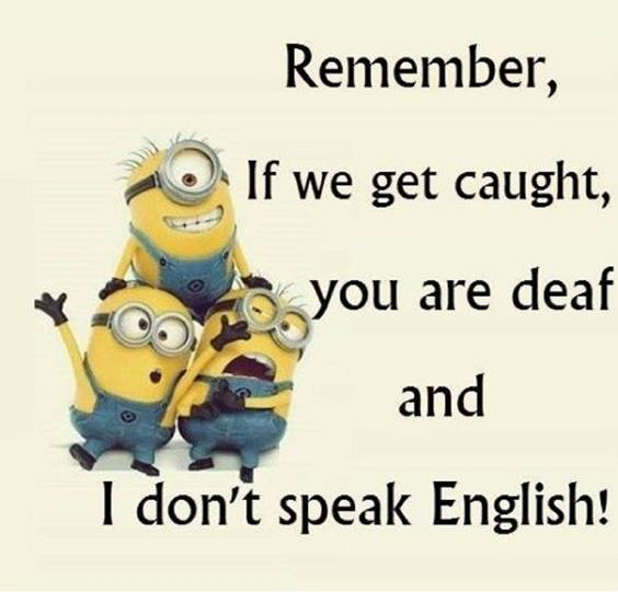 42 Funny Jokes Minions Quotes With Minions 2
