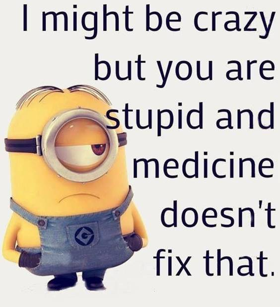 42 Funny Jokes Minions Quotes With funny minion quotes about life