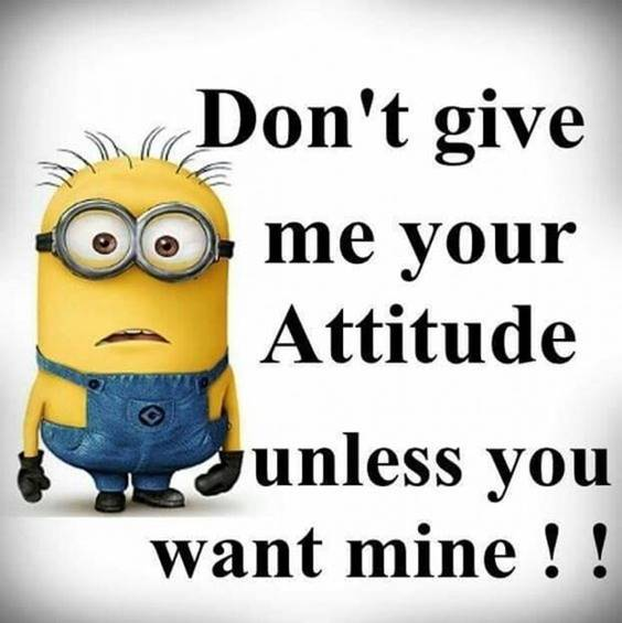 38 Great Funny Minion Quotes Funny images Funny Memes minions images with quotes