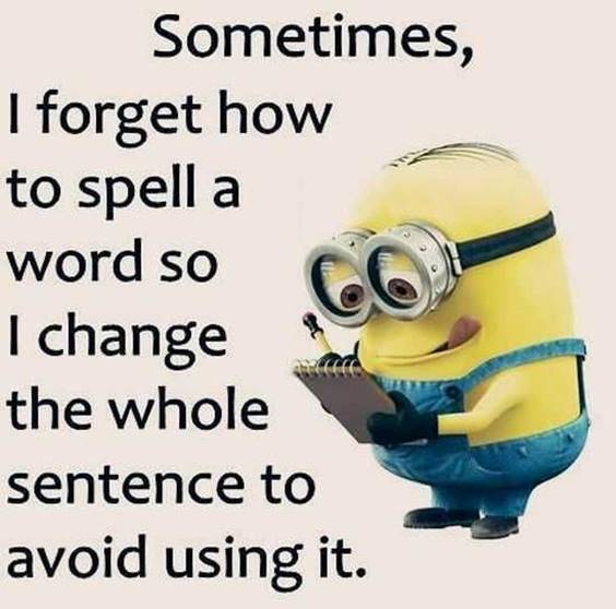 38 Great Funny Minion Quotes Funny images Funny Memes funny text messages for her