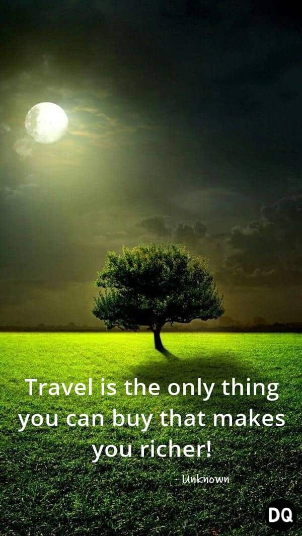 Inspirational Travel Quotes to Change the Way You See the World
