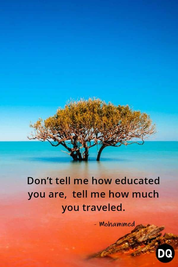 Unconventional Travel the World Quotes — My Fav Travel Quotes