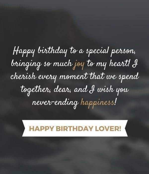 happy birthday to my sweetheart happy birthday wishes for him