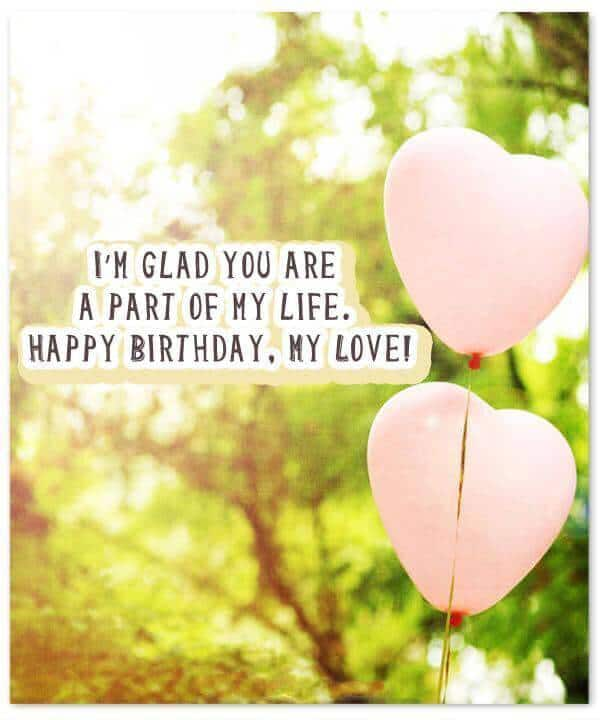 happy birthday texts for her romantic birthday messages for girlfriend