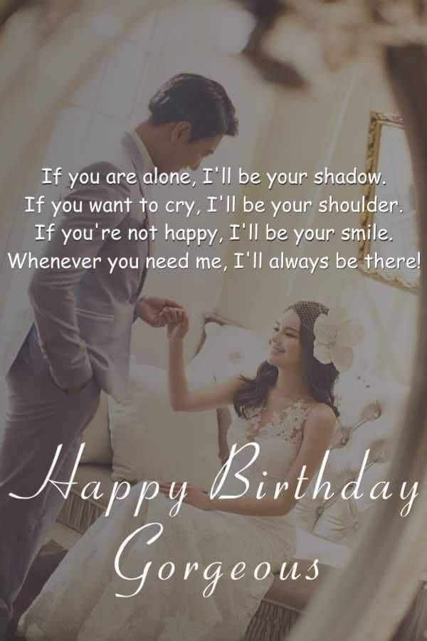 flirty birthday wishes for him happy birthday love quotes