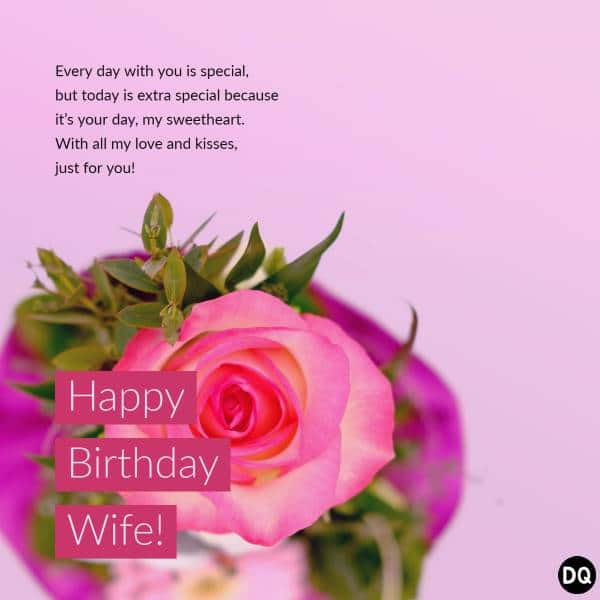 Happy Birthday wishes for love - Wishes for Him or Her | Birthday wishes for love, Birthday quotes for her, Birthday wishes for her