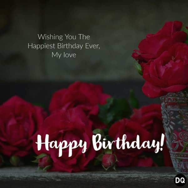 Romantic Birthday Wishes & Birthday Quotes - Birthday Messages