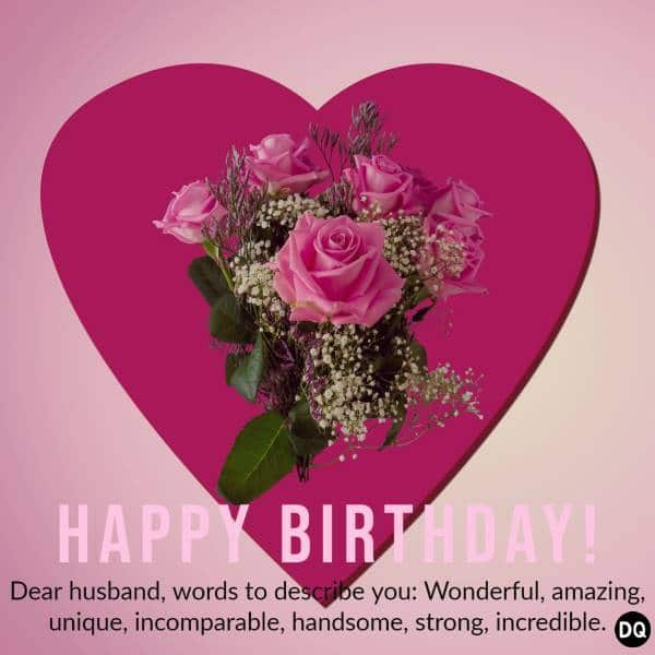 Best Messages and Romantic Birthday Wishes For Husband and Wife