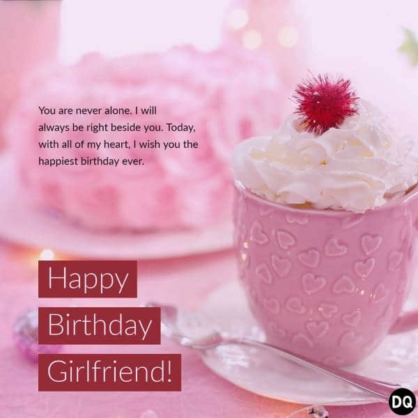 Romantic Happy Birthday Poems For Her -For Girlfriend or Wife | Happy birthday love Girlfriend, Birthday quotes for Girlfriend, Romantic birthday wishes