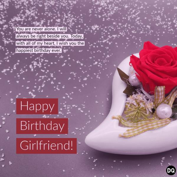 Birthday Captions for Girlfriend (Happy Birthday Wishes for Girls)