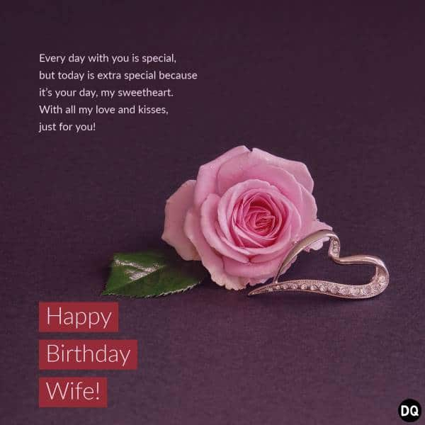 Romantic Birthday Wishes - Birthday Messages for her | Birthday wishes for myself, Birthday wishes for her, Happy birthday quotes