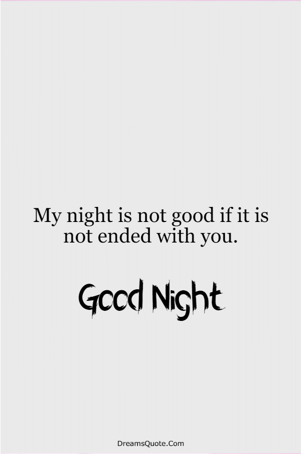 110 Romantic Good Night Messages For Her | good night wishes quotes, best good night quotes, good night sweet dreams poems