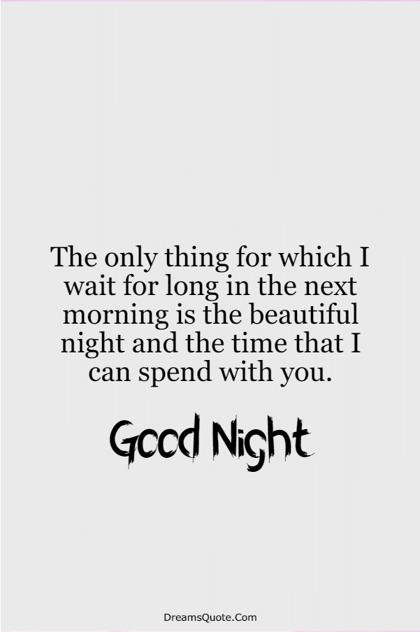 110 Romantic Good Night Messages For Her | happy good night quotes, short sweet messages good night, good night i love you quotes