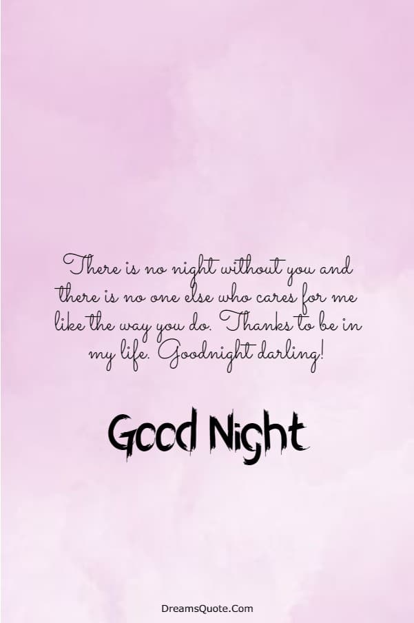 110 Romantic Good Night Messages For Her | romantic good night quotes for girlfriend, good night sayings for her, funny text messages good night