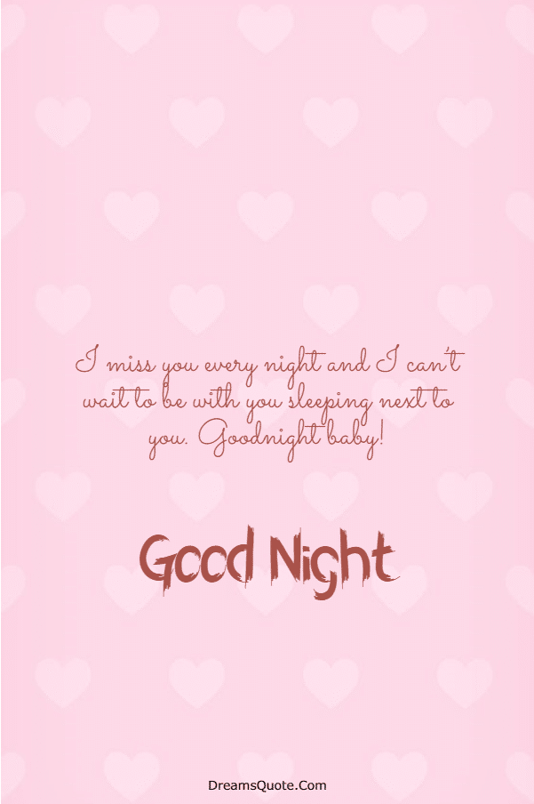 110 Romantic Good Night Messages For Her | good night my wife, beautiful good night quotes for her, inspirational good night messages