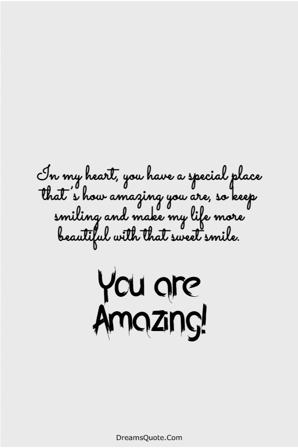 115 You Are Amazing Quotes That Will Make You Feel Great | you are an amazing person quotes, you are amazing quotes for her, you're amazing quote
