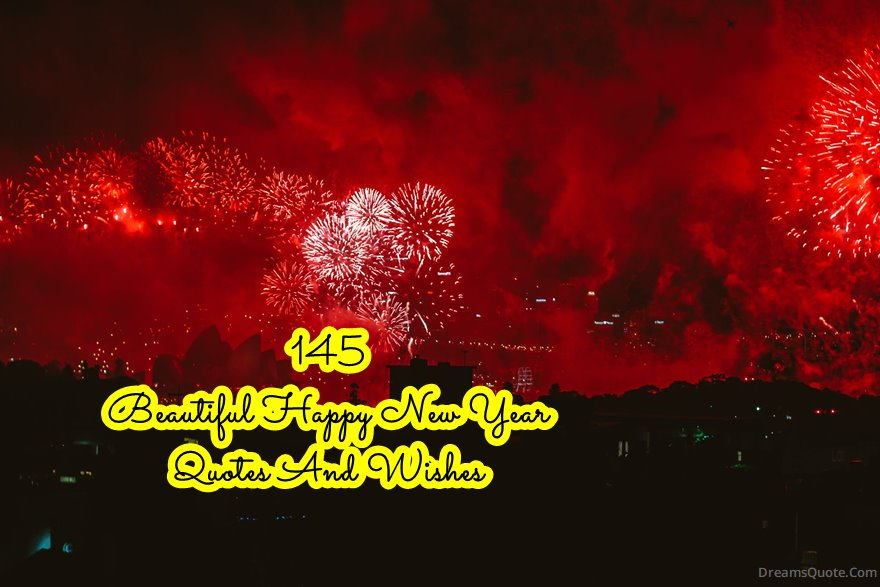 Beautiful Happy New Year Quotes And Wishes New Year Messages With Images