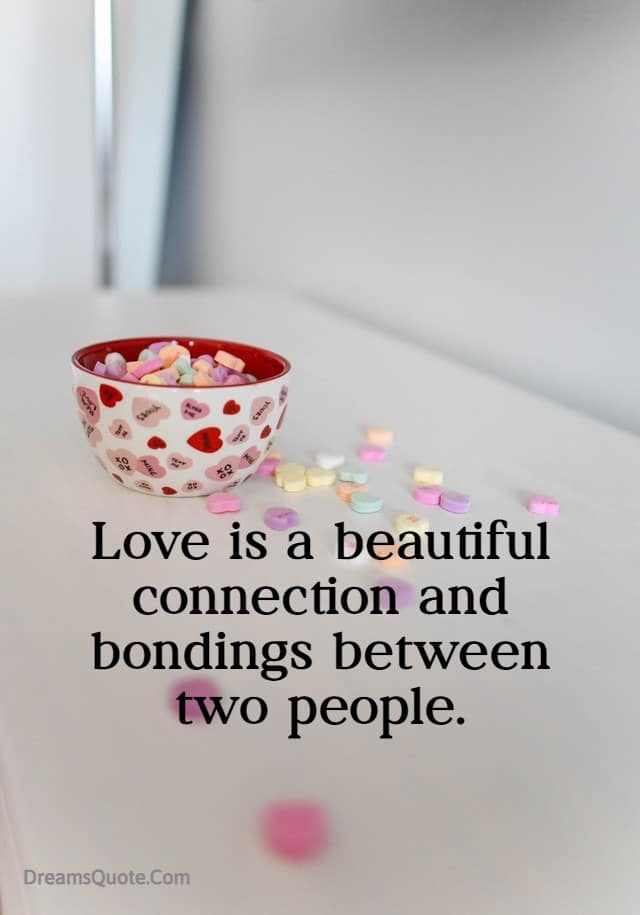 Unique Quotes On Love
