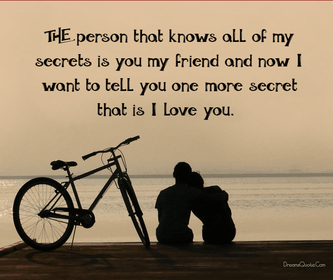Meaningful Quotes About Falling In Love With Your Best Friend