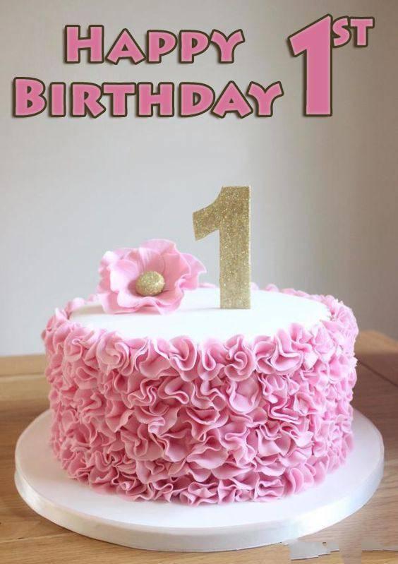 Happy Birthday Images 1st
