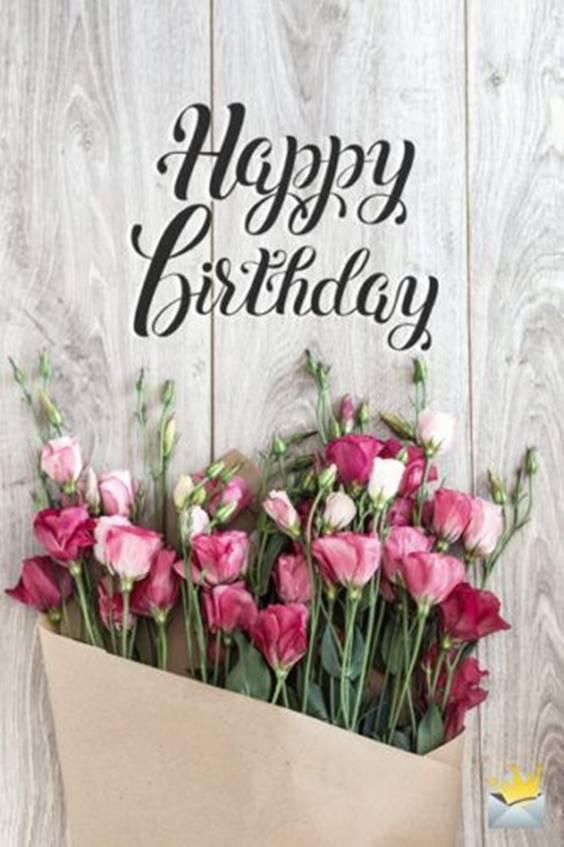 Happy Birthday Images Girl