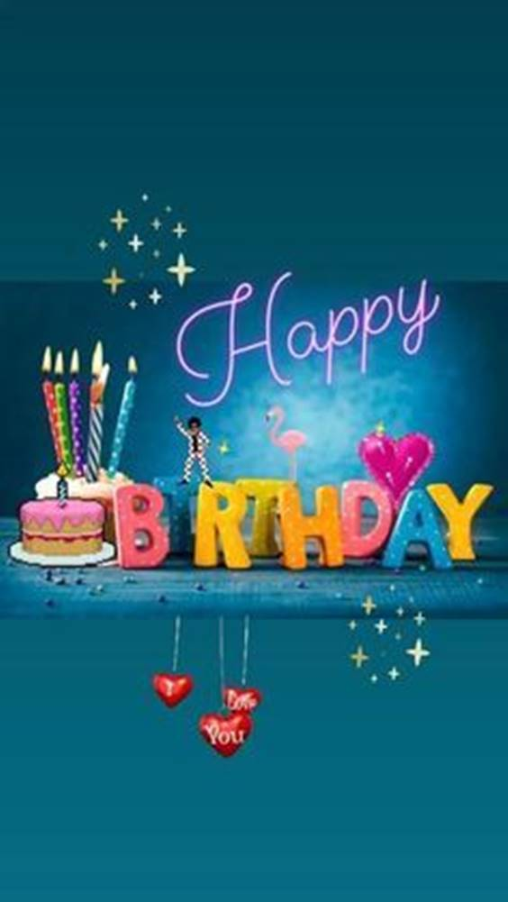 Love With Happy Birthday Images