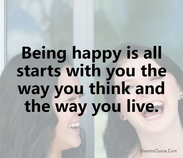 happy life quotes and status