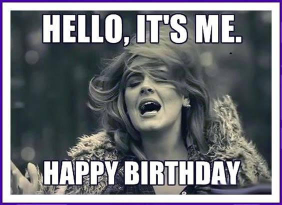 Dirty Happy Birthday Meme