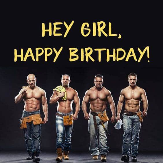 Inappropriate Birthday Meme