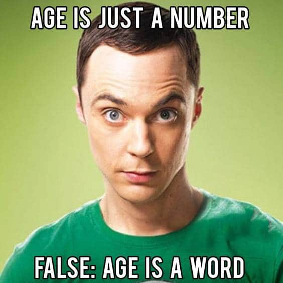 Birthday Memes For Brother By the time you're 64 you ll have received my birthday wishes.