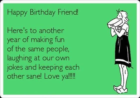 Funny Happy Birthday Meme - A brother anticipates absolutely nothing from his brother or sisters except genuine love and support. The birthday messages for brother ought to be sent out according to your connection with the brother. If your partnership with the brother is rather laid-back, you can send him funny as well as teasing birthday messages.