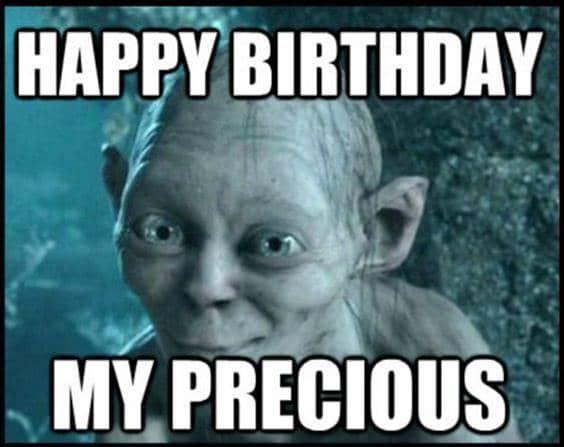 Humorous Happy Birthday