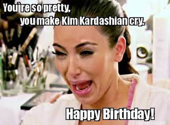 Funny Birthday Memes - The most effective aspect of sending out funny birthday wishes is not just that they will titillate your brother, but additionally, you can easily share them on social media sites like Facebook, Twitter, Pinterest, and Instagram. As most of us know, everyone enjoys grinning tough as well all the time when it's their birthday. He will certainly be more than pleased on his birthday if you shower funny and also entertaining birthday wishes for brother on your brother.