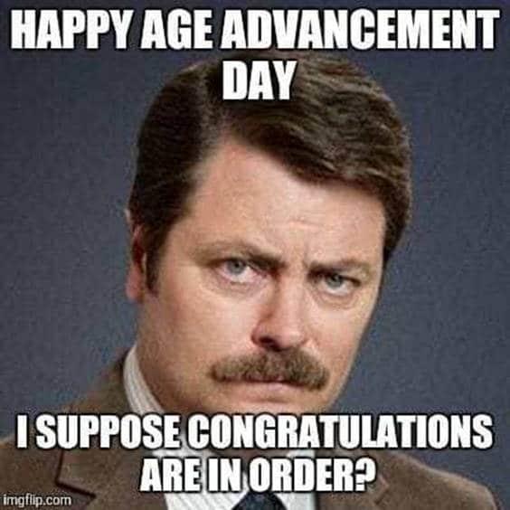 Gross Happy Birthday Memes