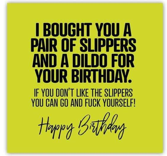 Birthday Meme Funny - A sis and a brother share a super-special bond like no one else. Brothers shield their sisters like parents care for their children, and also sisters care for bros by safeguarding them from parents' scolding, helping them with completing lengthy pending homework, and the listing takes place.