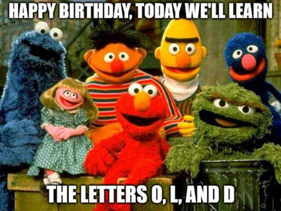 Funny Birthday Memes For Friend