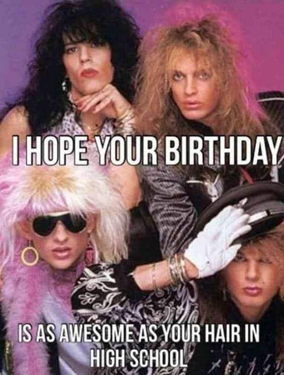 Birthday Girl Meme