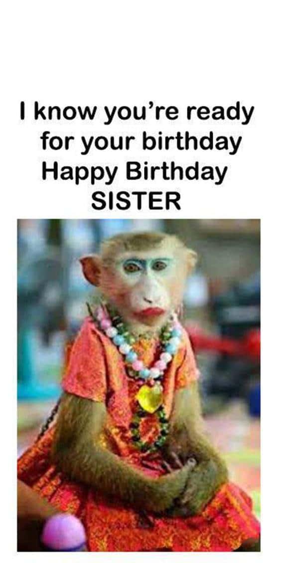 Crazy Birthday Meme