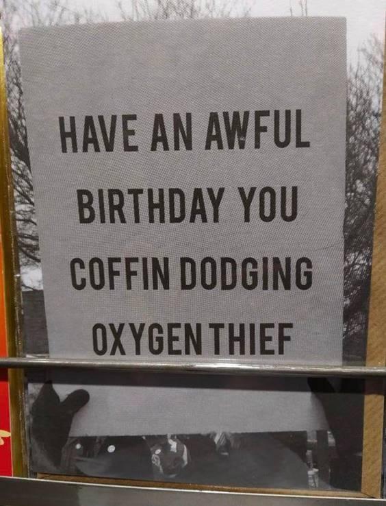 Hilarious Birthday Memes