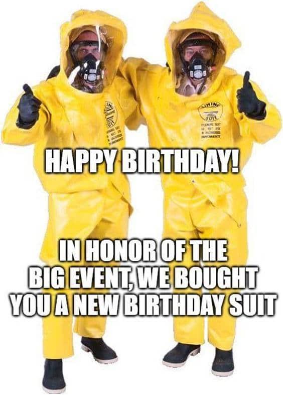 Dirty Birthday Memes