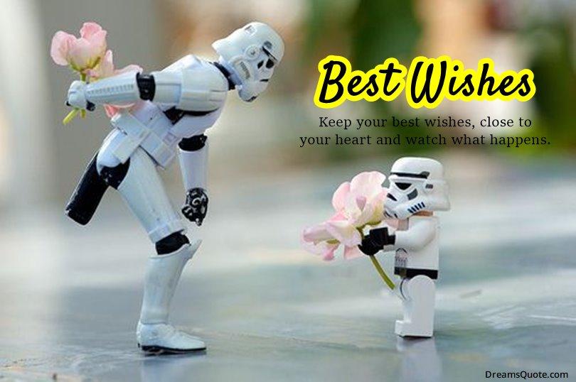 best wishes