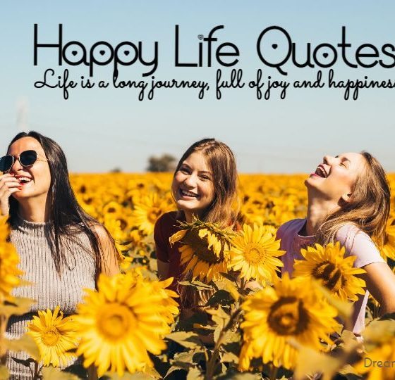 happy life quotes